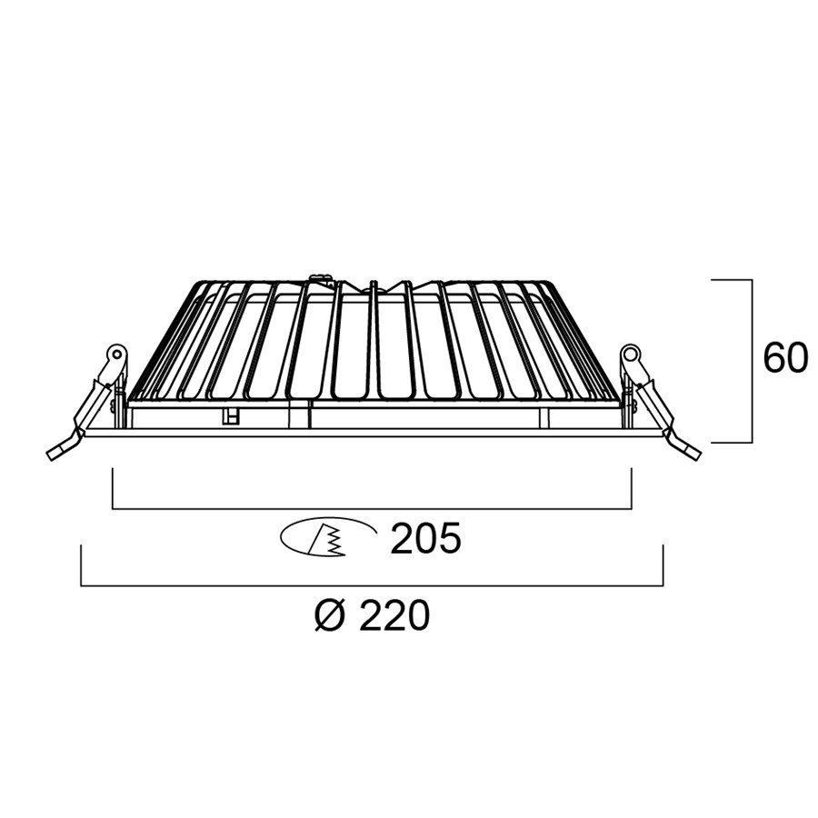 Technical Drawing for 0030352