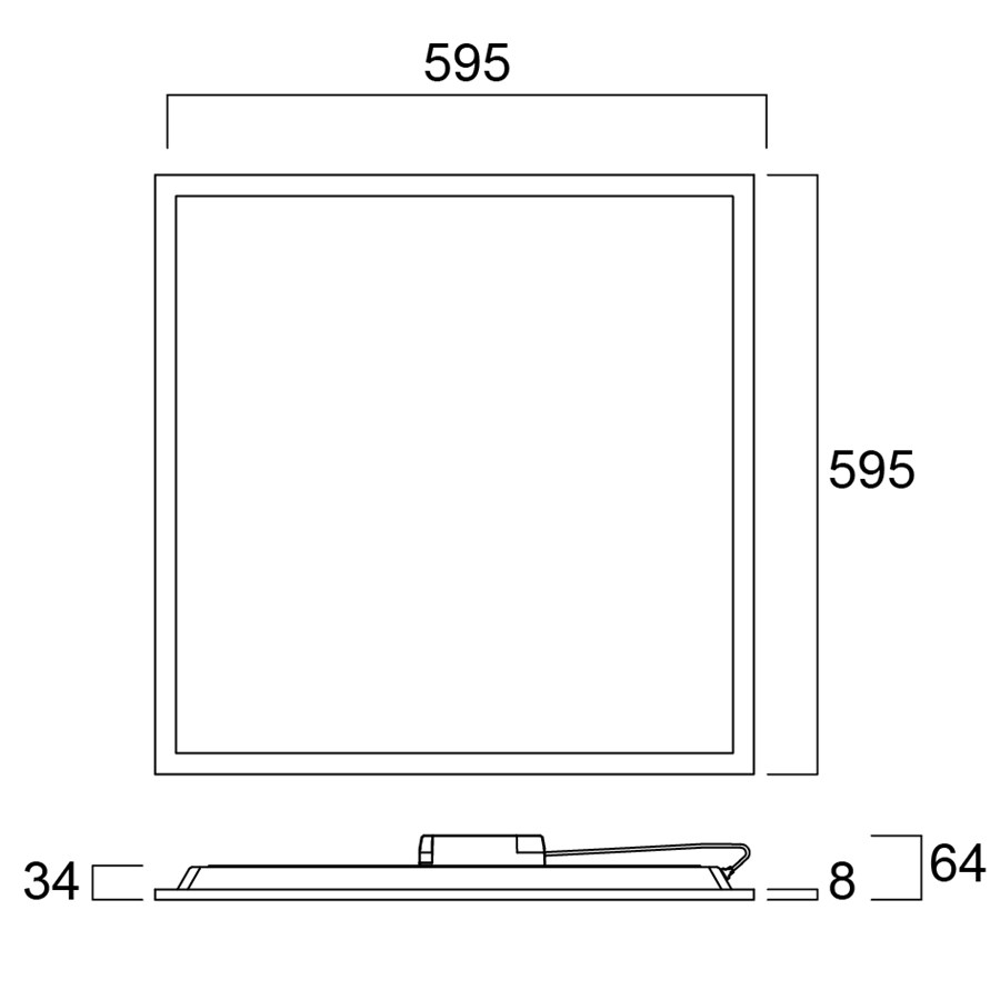 Technical Drawing for 0048400