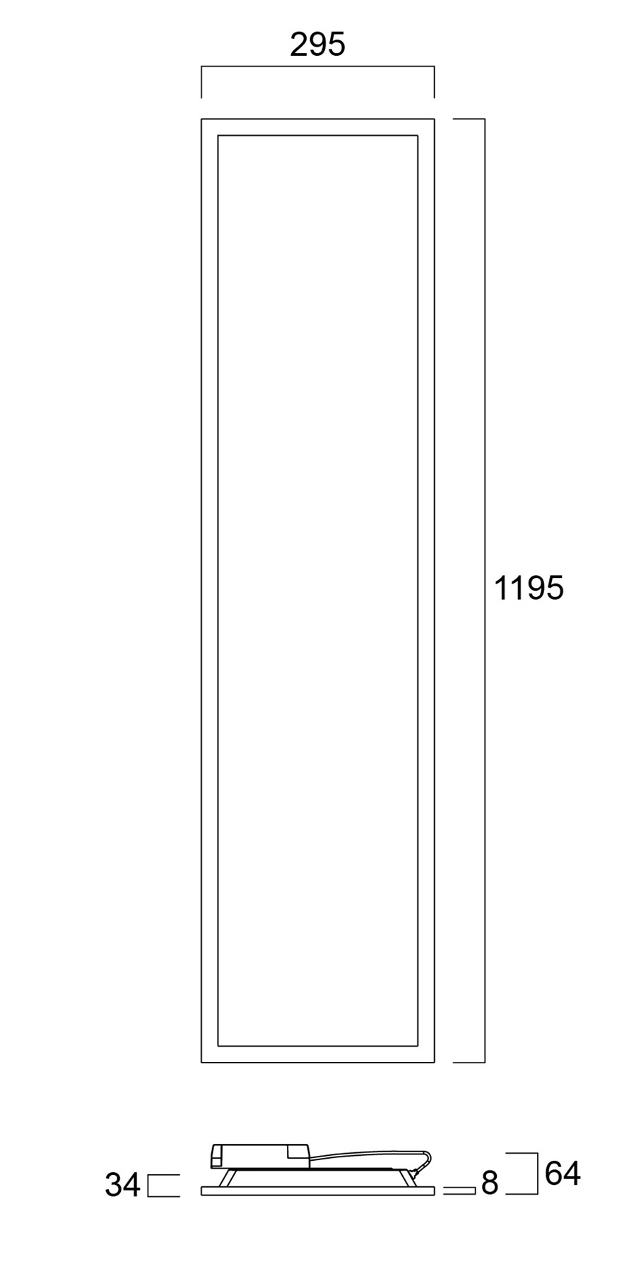 Technical Drawing for 0047072