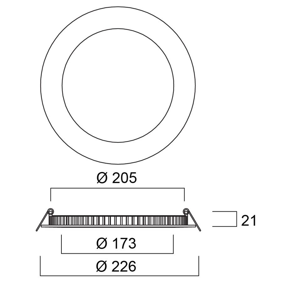 Technical Drawing for 0053955