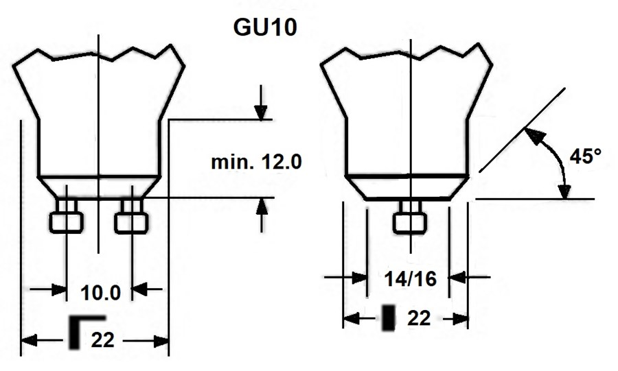 Technical Drawing for 0022722