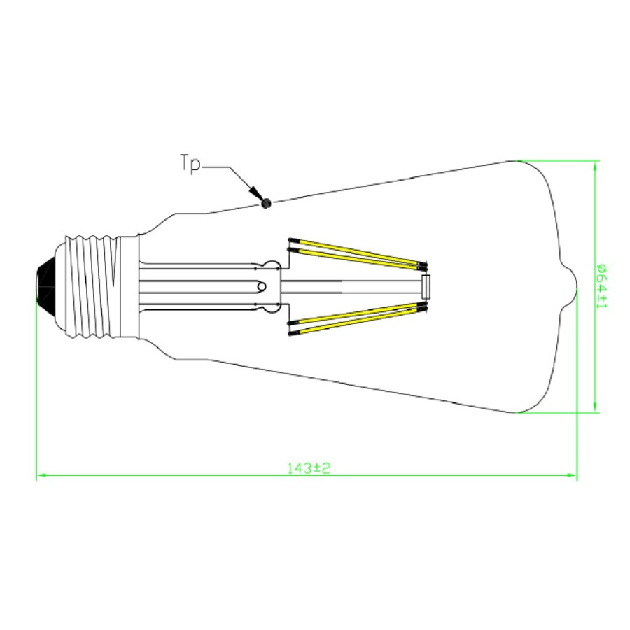 Technical Drawing for 0027510