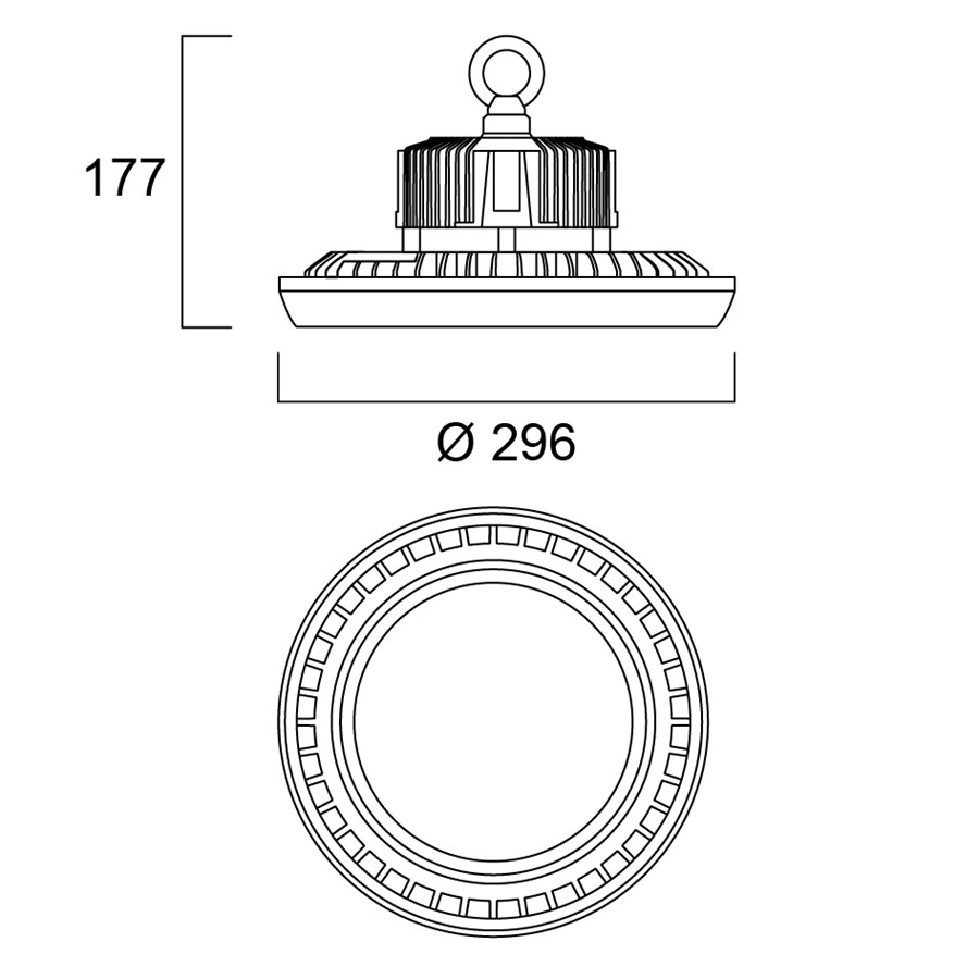 Technical Drawing for 0039345