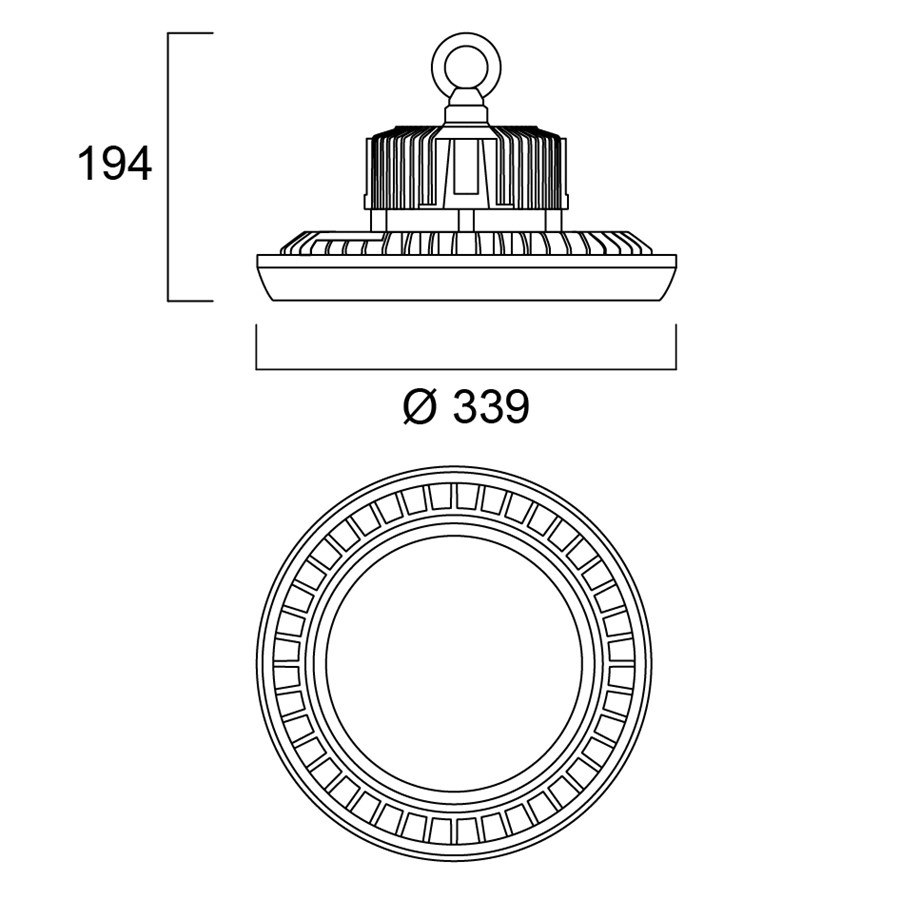 Technical Drawing for 0039346