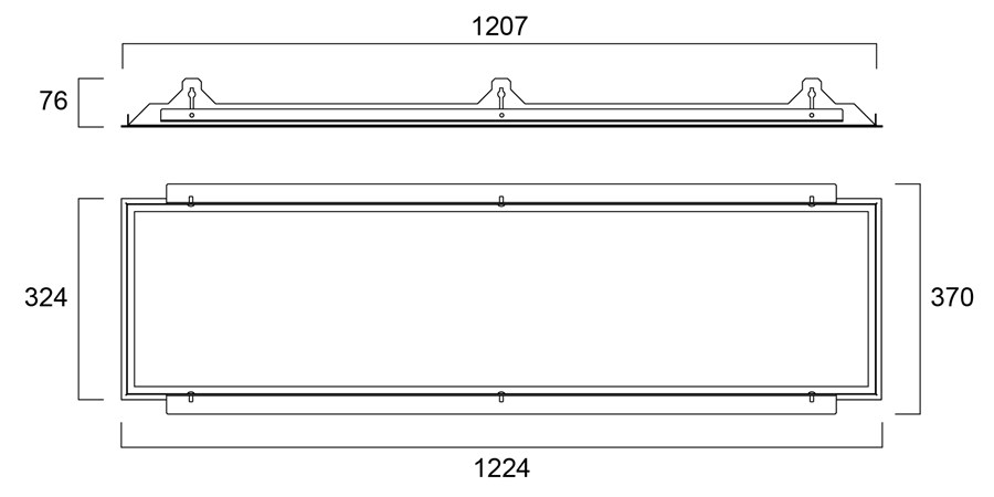 Technical Drawing for 0047418