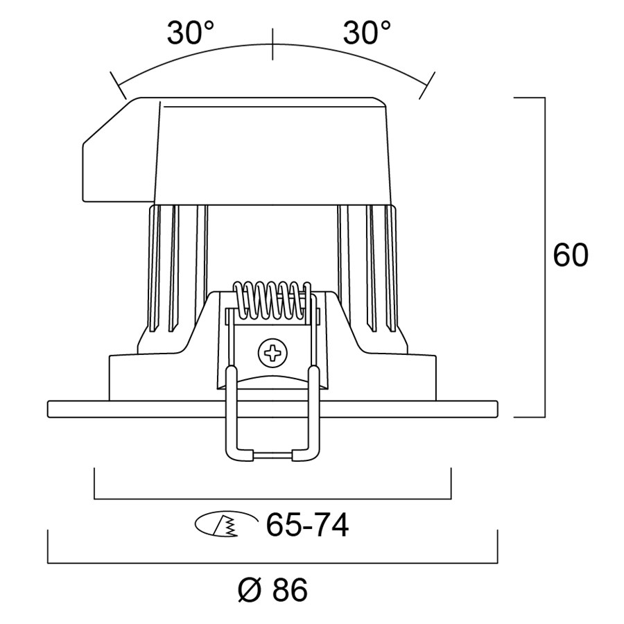 Technical Drawing for 0053543