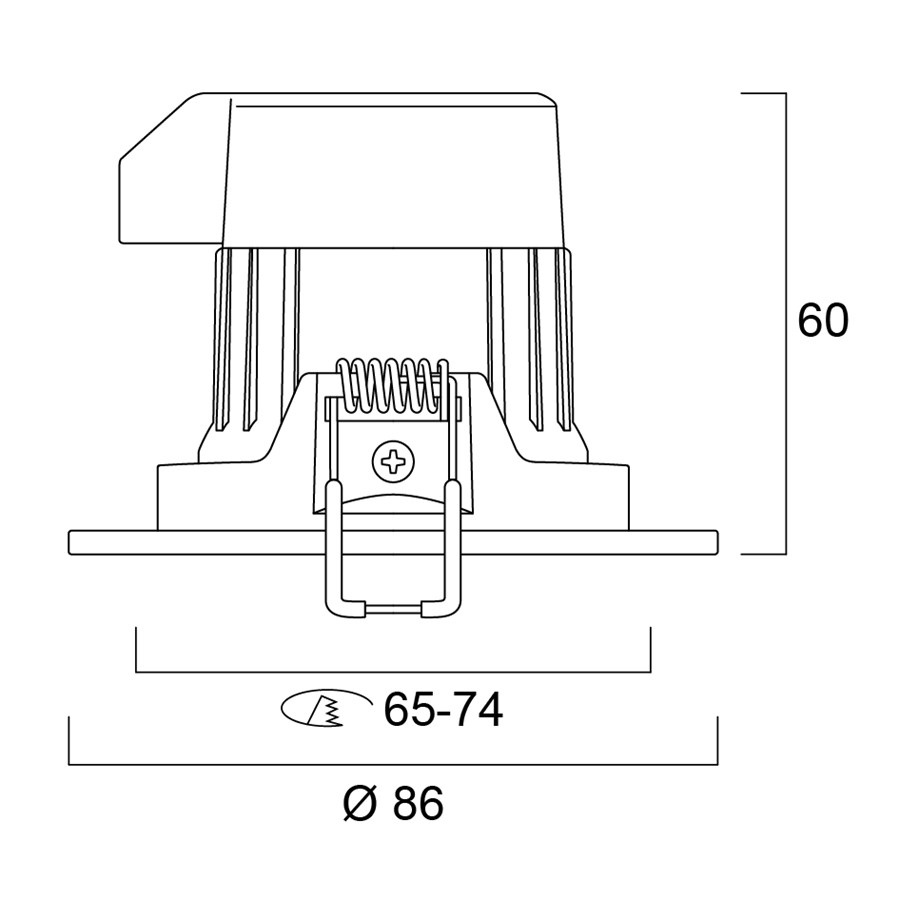 Technical Drawing for 0053545