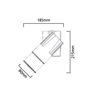 Technical Drawing for 2055189