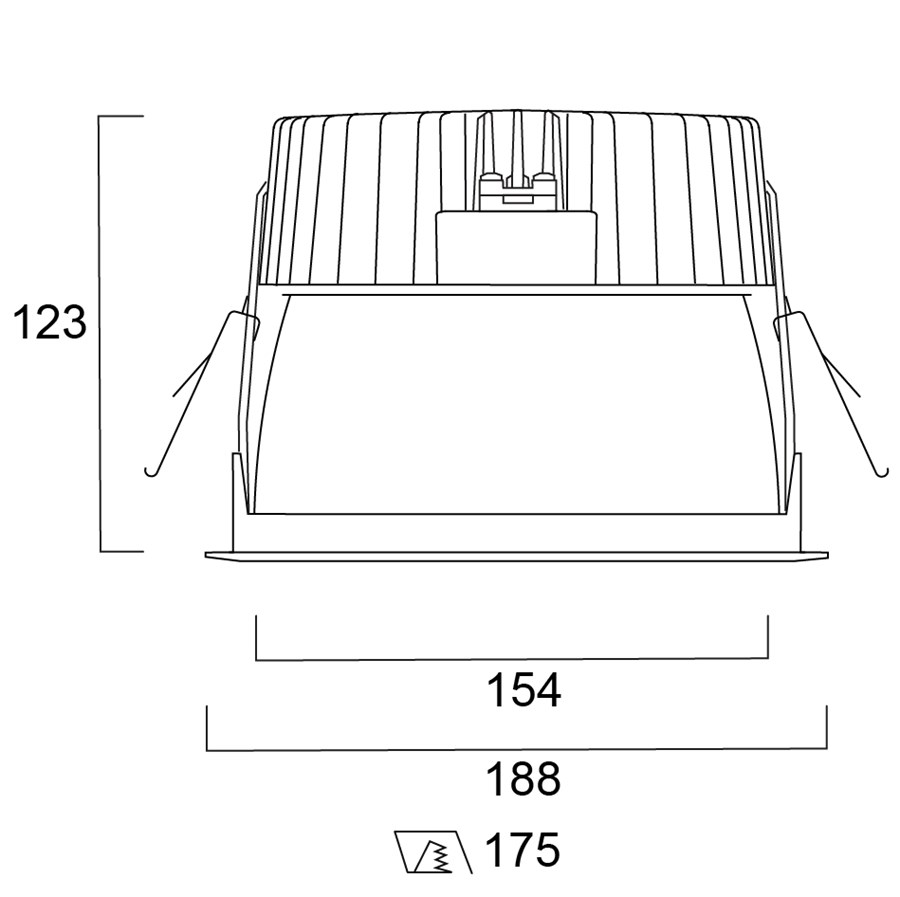 Technical Drawing for 2059388