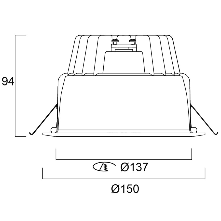 Technical Drawing for 2060667