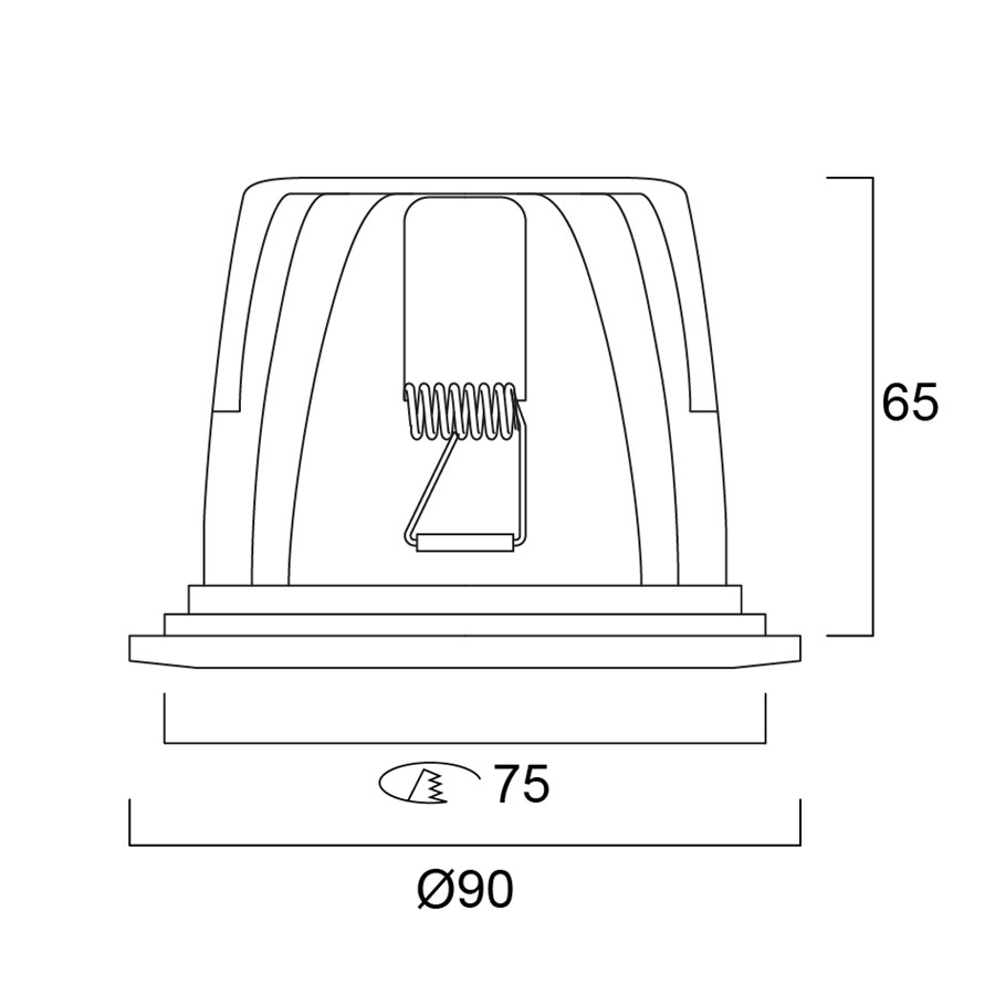 Technical Drawing for 3097111